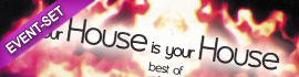 Referenzprojekt: our house is your house - Veranstaltung